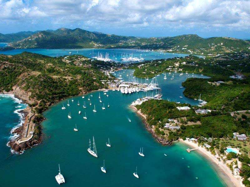 Does Antigua and Barbuda have the best blockchain regulation?